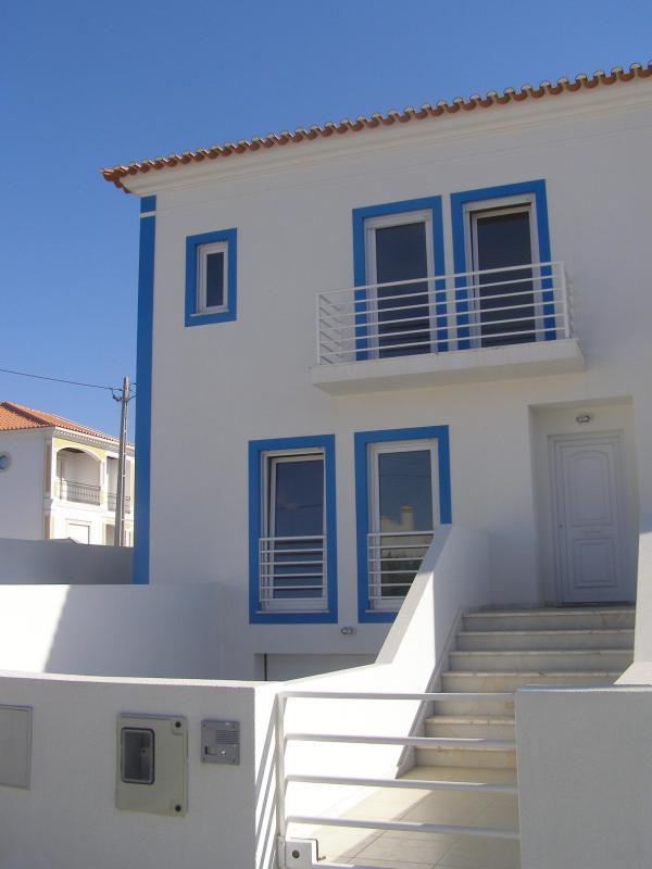 Front - Holiday House close to beach - Atouguia da Baleia - rentals