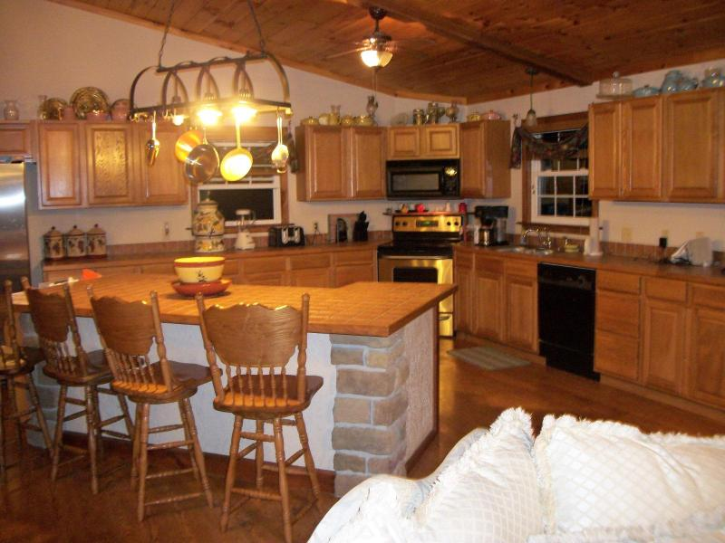 Beautiful 4000 Square Foot House - Sleeps 12!!! - Image 1 - Harrison - rentals