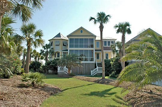 Front of House - Ocean Front w/Great Views! 5bd, 4.5ba, w/Pool!! - Isle of Palms - rentals