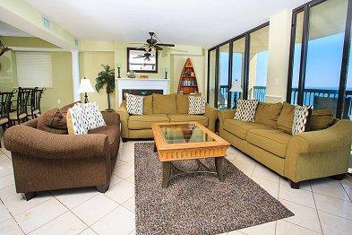 Building - Ocean Bay Club - 1701-PH - North Myrtle Beach - rentals