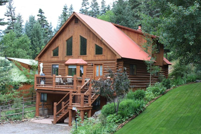 148 Loretta Ct. - Mountain Getaway Log Home with Endless Views - Ouray - rentals