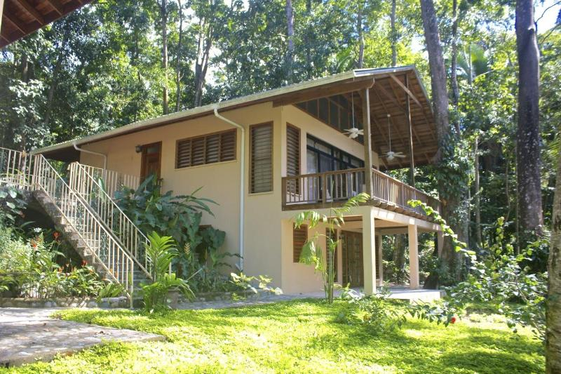 Cangrejal River Lodge - Cangrejal River Lodge a Jungle eco lodge - La Ceiba - rentals