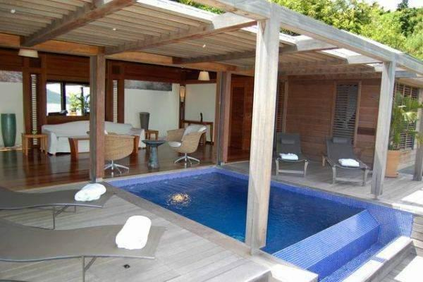 Bali - St. Barts - Image 1 - Pointe Milou - rentals