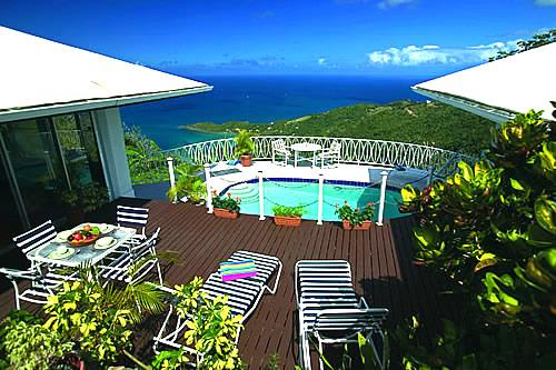 Diamond Crest Villa - Ideal for Couples and Families, Beautiful Pool and Beach - Image 1 - Tortola - rentals