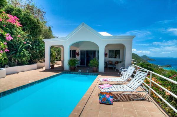 - Captains House - Tortola - rentals
