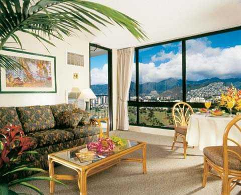 Deluxe Oceanview  Waikiki Condo - Image 1 - Honolulu - rentals