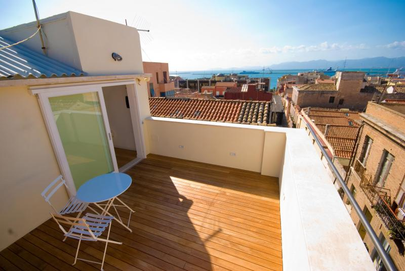 The Terrace - Luxury Penthouse with View on the Sea - Cagliari - rentals