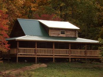 The Knotty Cabin - Image 1 - Scio - rentals