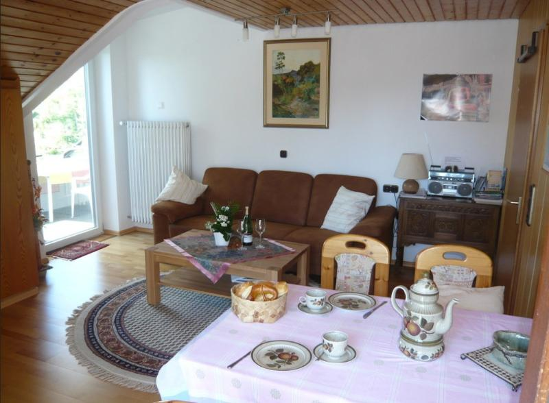 Living Room (1) - Vacation Apartment in Langenargen - quiet, comfortable, WiFi, Sat TV (# 2319) - Langenargen - rentals