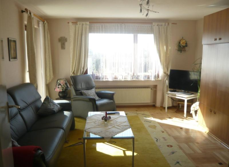 Living Room (1) - Vacation Apartment in Langenargen - 775 sqft, quiet, WiFi, barbecue (# 2320) - Langenargen - rentals