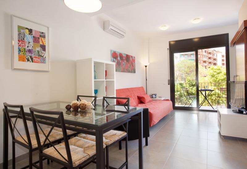 Sant Pau building 1-2 - Sagrada Familia apartment - Image 1 - Barcelona - rentals