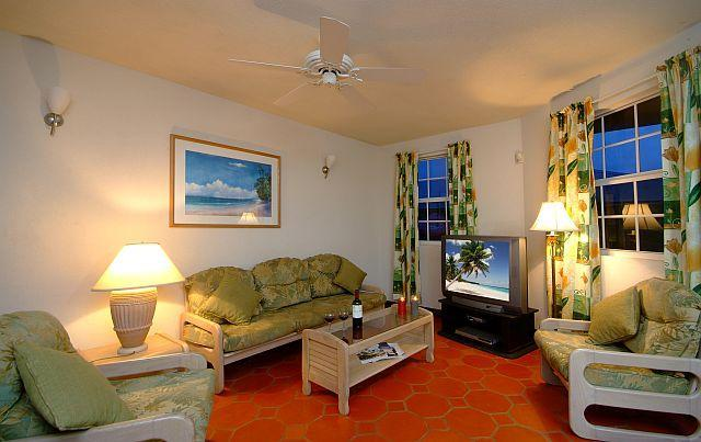 Romantic Living Room - Best E Villas Two Bedroom Apt Prospect St. James - Prospect - rentals