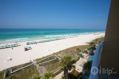 4th Floor 2 Bedroom Luxury Condo at Aqua - Image 1 - Panama City Beach - rentals