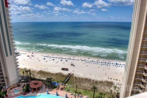 1712 Shores of Panama - Image 1 - Panama City Beach - rentals