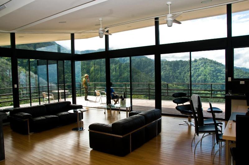 Living Area - Avancari House - Ojochal - rentals
