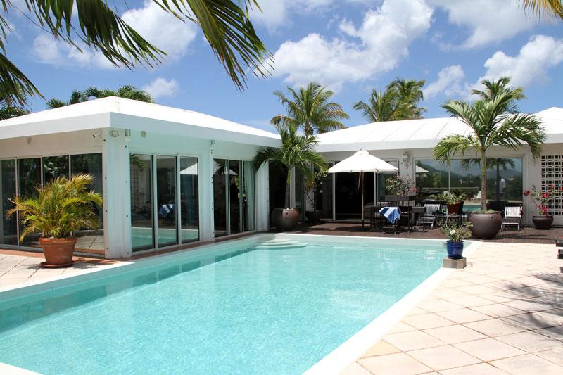 Turquoise at Terres Basses, Saint Maarten - Ocean View & Private Pool - Image 1 - Terres Basses - rentals