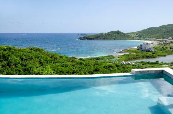 Wind Song... Red Pond Estates, St. Maarten - WINDSONG... located in the gated community of Red Pond Estates on St. Maarten - Saint Martin-Sint Maarten - rentals