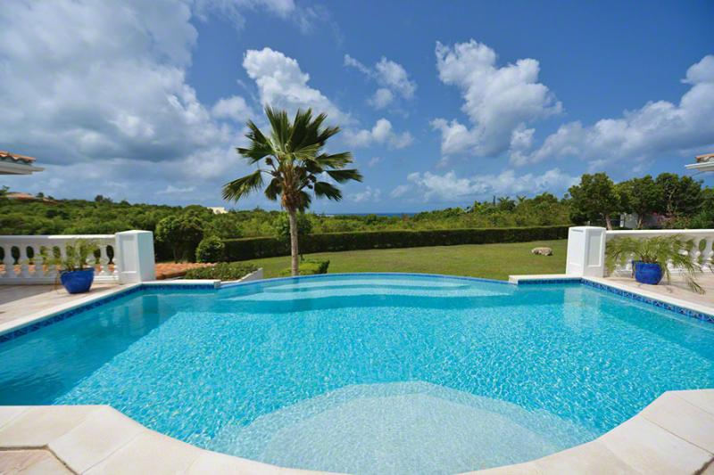 La Bastide at Terres Basses, Saint Maarten - Ocean & Sunset View, Pool - Image 1 - Terres Basses - rentals