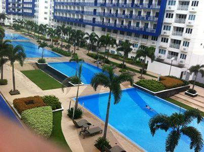 2BR Fully Furnished Condo Unit @ Sea Res MOA wi-fi - Image 1 - Pasay - rentals