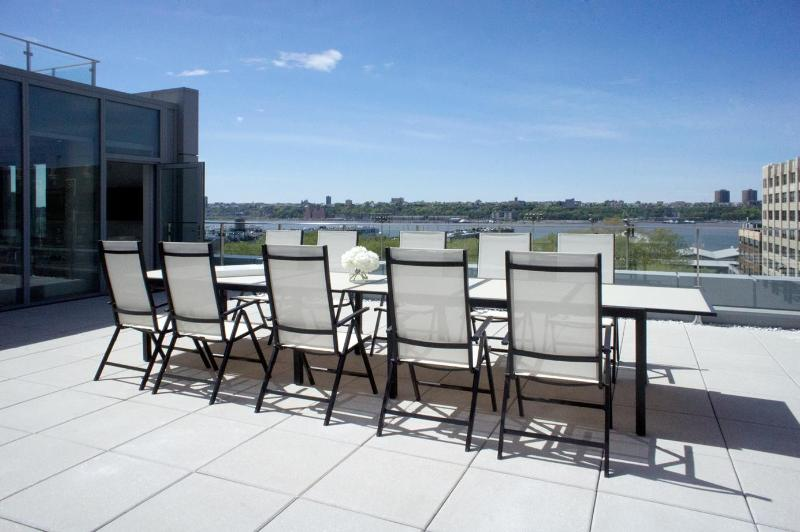 Terrace - Two Bedroom Residence - New York City - rentals