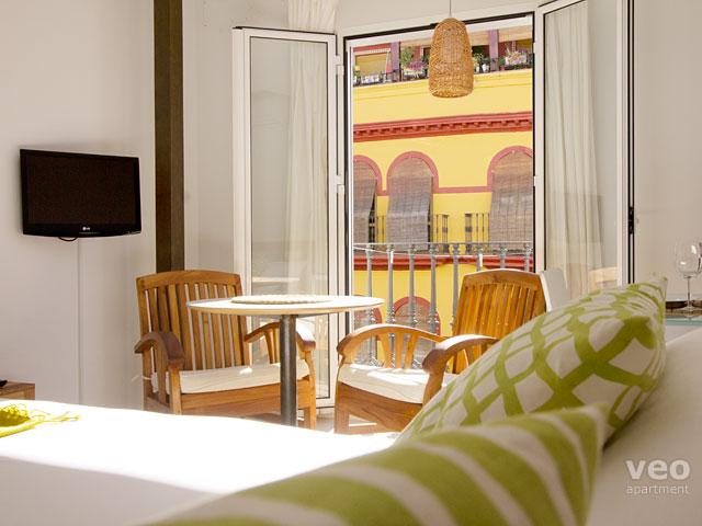 Studio apartment for 1-2 guests. - Feria Studio. Modern and bright - Seville - rentals
