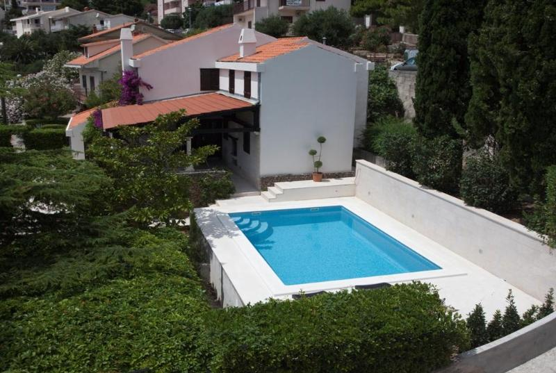 Villa Skalinada - Villa Skalinada with pool, 60m from a beach - Baška - rentals