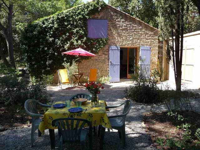 Terrace - La Nouvelle Peyriere - Pool - Superb Property - Mazan - rentals
