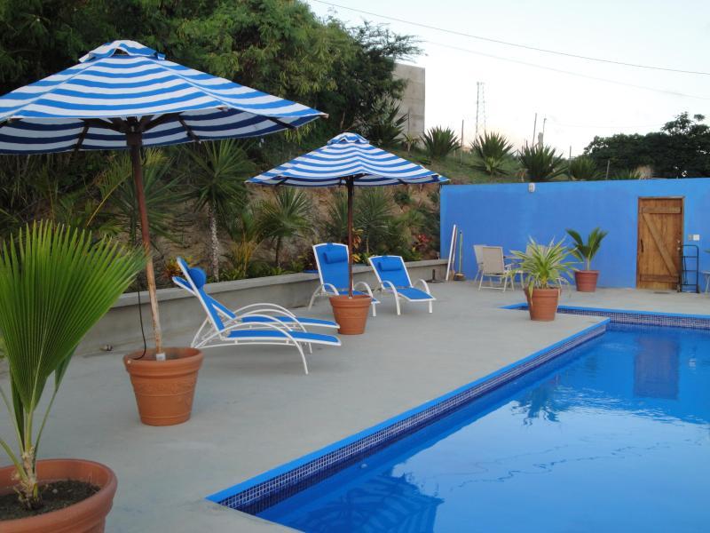 Private  Pool - Casa la Vista  2 Bedroom w/Private Saltwater Pool - Isla de Vieques - rentals