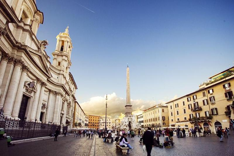 "Navona Square -""Charming and Spacious Apartment"" - Image 1 - Rome - rentals"