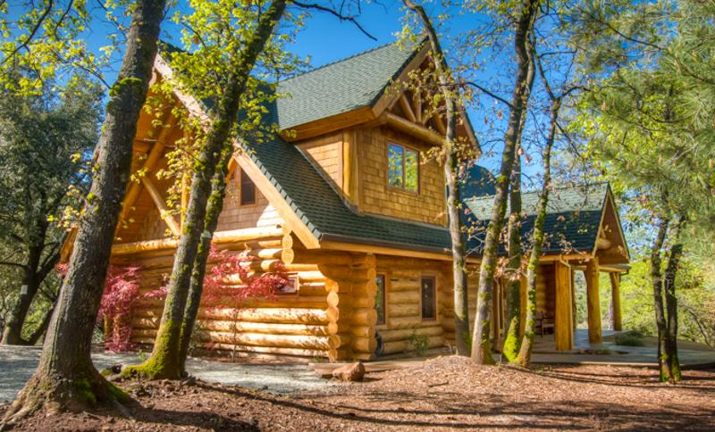 The Lodge - Lakehead Lake Shasta Log Lodge Vacation Home - Lakehead - rentals