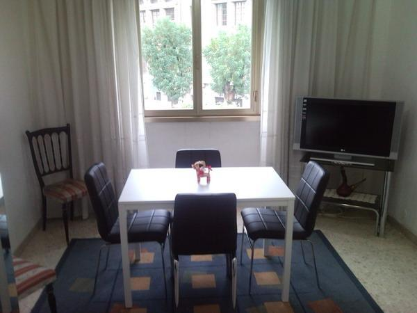 Living room - Apartment in the centre of Rome S.Giovanni Area - Rome - rentals