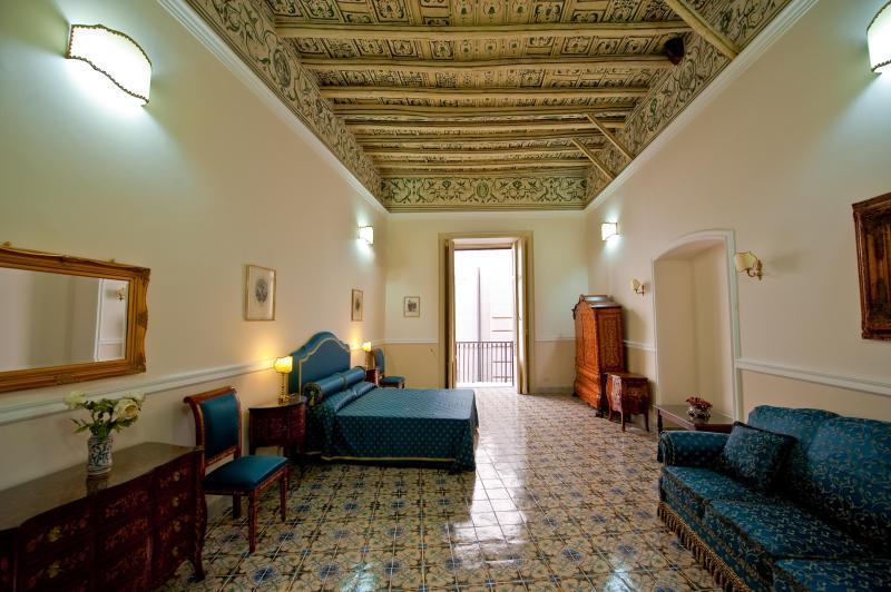 Antiche Dimore di Sicilia - Luxury apartment - Image 1 - Palermo - rentals