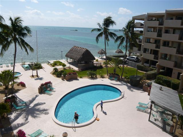 Aerial View - THE PALMS 408 - Islamorada - rentals