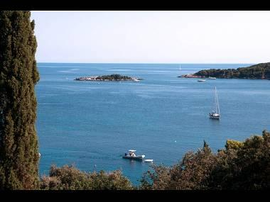 A1(2+2): terrace view - 4806  A1(2+2) - Molunat - Molunat - rentals