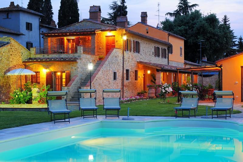 Frontispiece - Antico Borgo Frosini - Arezzo - rentals