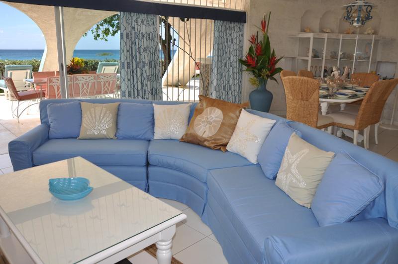 Bali Hai, Holetown, St. James - Beachfront - Image 1 - Sunset Crest - rentals