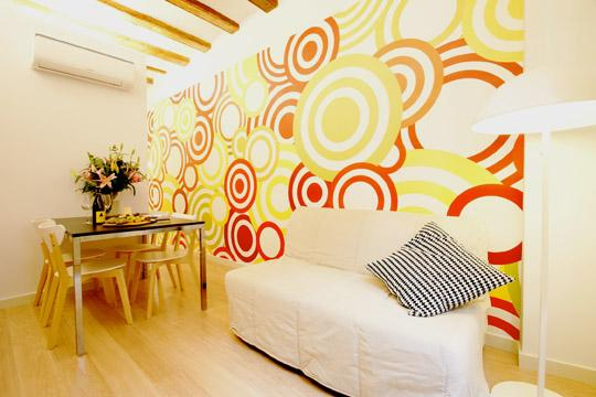 Pop Art Studio 1 ** Cocoon Historic Centre (BARCELONA) - Image 1 - Barcelona - rentals