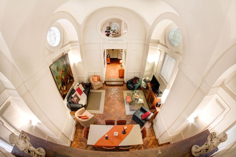 Elegant and luxury apartment in Caccialupi Chapel - Image 1 - Rome - rentals