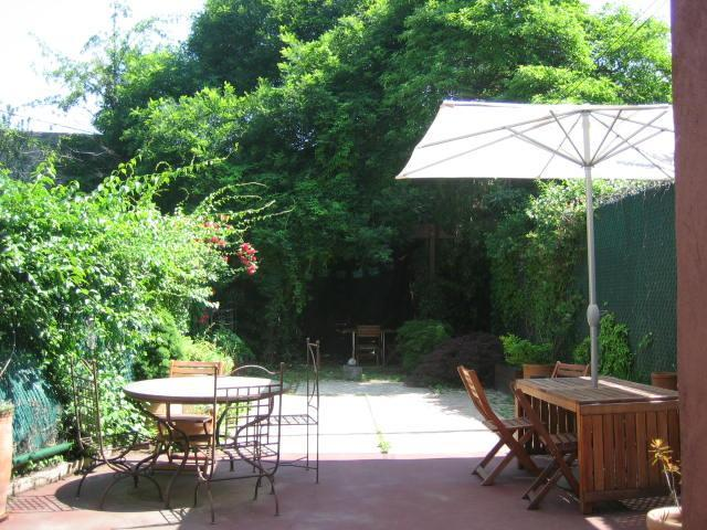 Your back door opens onto this... - Peaceful Garden Oasis in NYC - Brooklyn - rentals