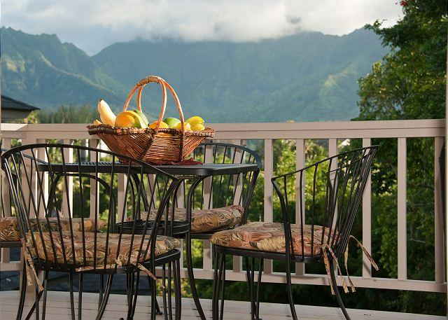 Amazing Mountain Views, Wonderful Free Standing Spacious Vacation Rental! - Image 1 - Princeville - rentals