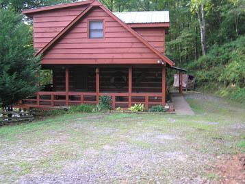 Cabin - Bradley's Hassle-Free Cabin on the Toccoa River - Blue Ridge - rentals