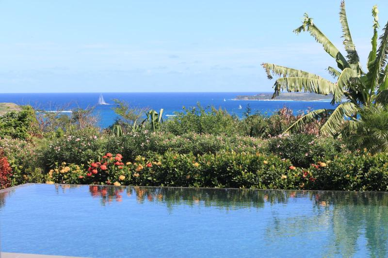 HOPE ESTATE... Gorgeous 4 BR luxury villa overlooking Orient Bay, absolutely - Image 1 - Orient Bay - rentals