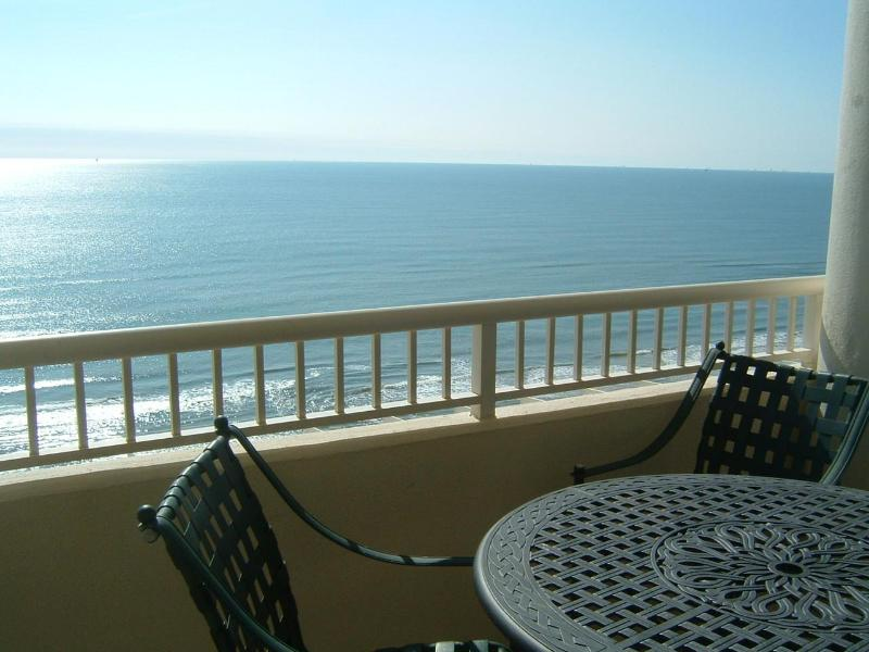 view from balcony to Gulf - Beach Club Resort , Gulf Shores 4 bedroom Condo - Gulf Shores - rentals