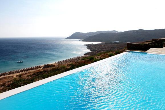 5 bedroom luxury beach villa with private pool - Image 1 - Elia Beach - rentals