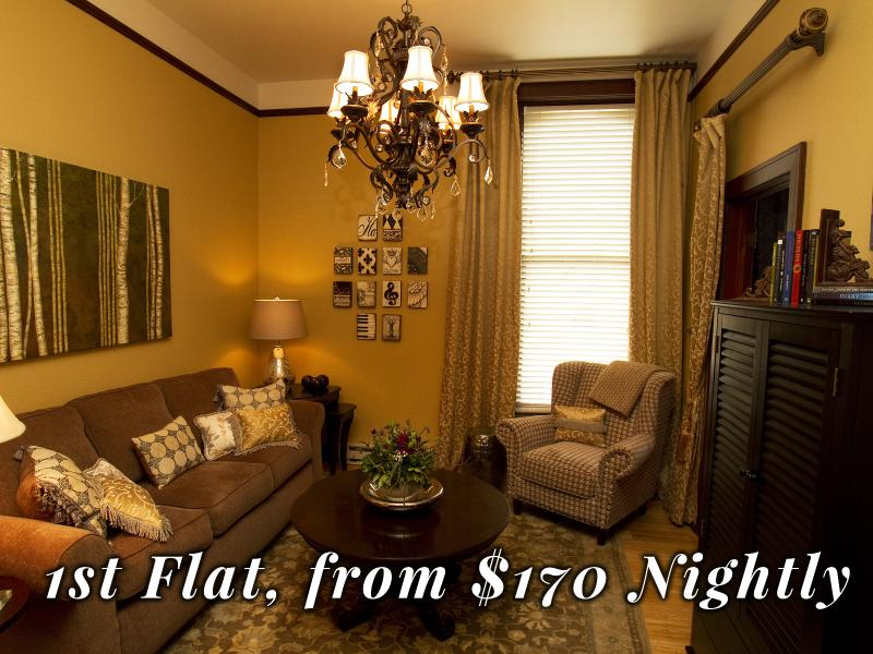 3rd Street Flats - 11 unique downtown apartments - Image 1 - McMinnville - rentals