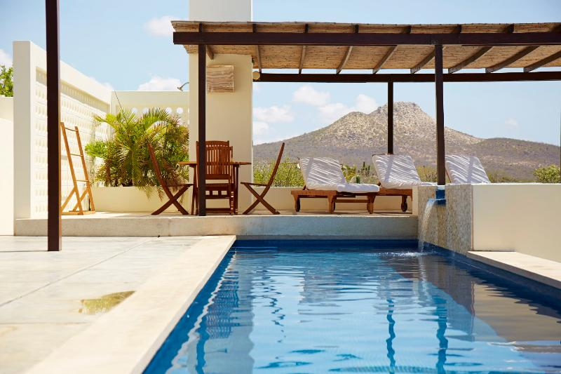 Pool with mountain view - Casa Martinez - San Jose Del Cabo - rentals