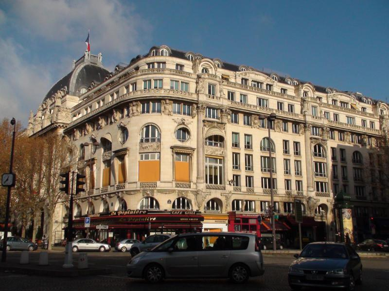 Boulevard Haussmann close to Champs Elysees, Arc de Triomphe, the Opera, Madeleine, Concorde... - Elegant Top Floor Studio for 2 With 2 Balconies - Paris - rentals