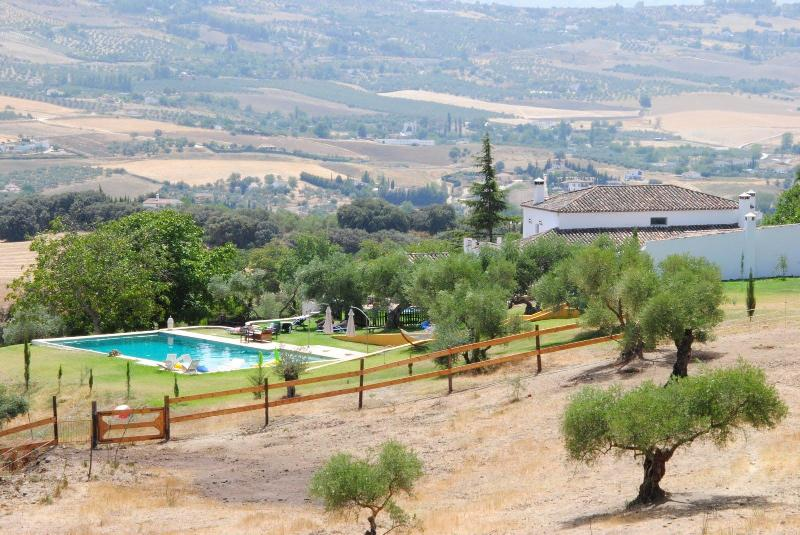 The White Olive - Big friendly house - Image 1 - Ronda - rentals