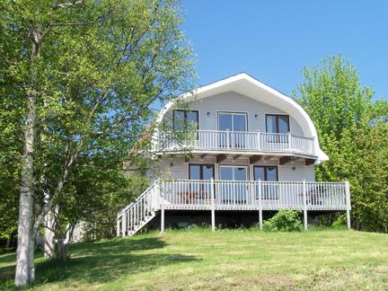 Bata Cottage - #39 Bata Oceanfront Cottage, Indian Brook  NS - North Shore - rentals
