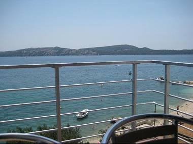 Zeleni(4): terrace view - 5033 Zeleni(4) - Seget Donji - Seget Donji - rentals